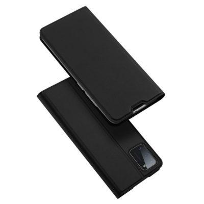 Samsung Galaxy A41 Kotelo Dux Ducis Musta
