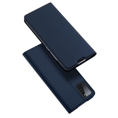 Samsung Galaxy A41 Kotelo Dux Ducis Tummansininen