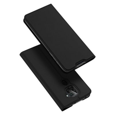 Xiaomi Redmi Note 9 Kotelo Dux Ducis Musta