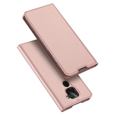 Xiaomi Redmi Note 9 Kotelo Dux Ducis Ruusukulta