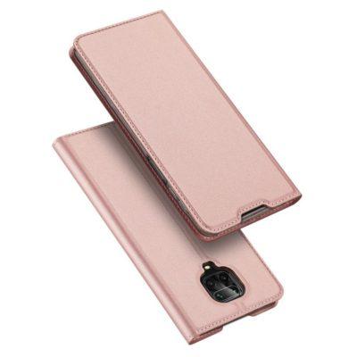 Xiaomi Redmi Note 9 Pro Kotelo Dux Ducis Ruusukulta