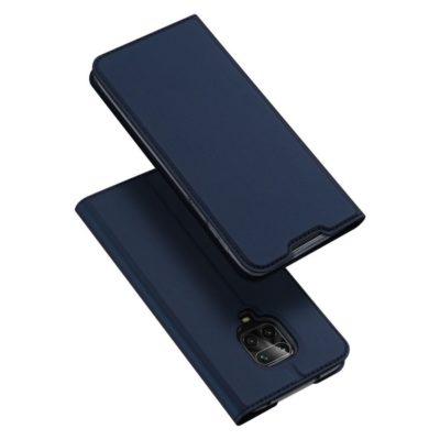 Xiaomi Redmi Note 9 Pro Kotelo Dux Ducis Tummansininen