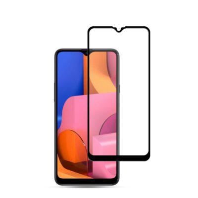 Samsung Galaxy A20s Panssarilasi Mocolo Musta