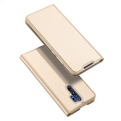 Xiaomi Redmi Note 9 Kotelo Dux Ducis Kulta