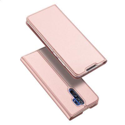Xiaomi Redmi 9 Kotelo Dux Ducis Ruusukulta