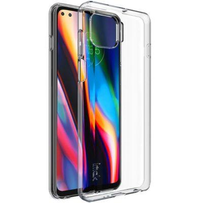 Motorola Moto G 5G Plus Suojakuori IMAK Läpinäkyvä