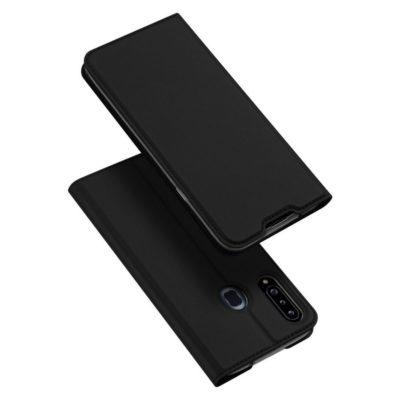 Samsung Galaxy A20s Kotelo Dux Ducis Musta
