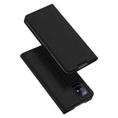 Samsung Galaxy A51 5G Kotelo Dux Ducis Musta