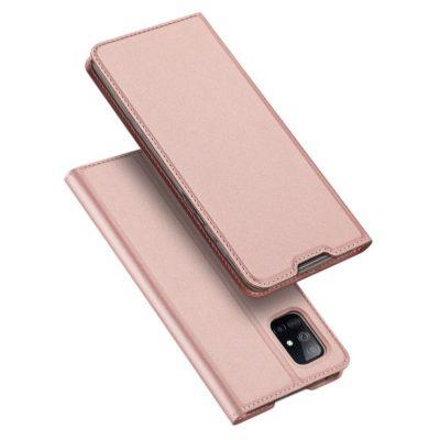 Samsung Galaxy A51 5G Kotelo Dux Ducis Ruusukulta