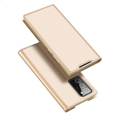 Samsung Galaxy Note 20 Ultra 5G Kotelo Dux Kulta