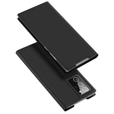 Samsung Galaxy Note 20 Ultra 5G Kotelo Dux Musta
