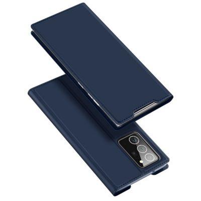 Samsung Galaxy Note 20 Ultra 5G Kotelo Dux Sininen