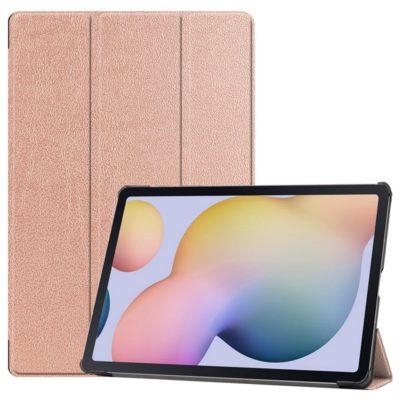 Samsung Galaxy Tab S7+ 12.4″ Suojakotelo Ruusukulta