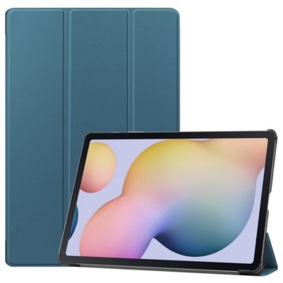 Samsung Galaxy Tab S7+ 12.4″ Suojakotelo Tummanvihreä