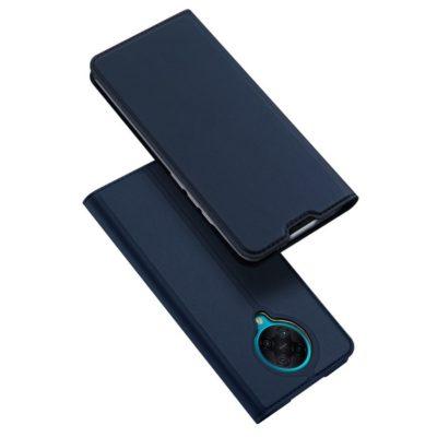Xiaomi Poco F2 Pro Kotelo Dux Ducis Tummansininen