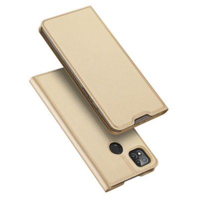 Xiaomi Redmi 9C NFC Suojakotelo Dux Ducis Kulta