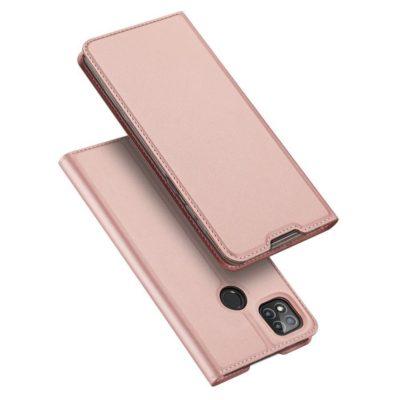 Xiaomi Redmi 9C NFC Suojakotelo Dux Ducis Ruusukulta