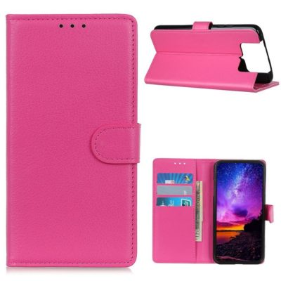 Asus Zenfone 7 5G / 7 Pro 5G Lompakkokotelo Pinkki