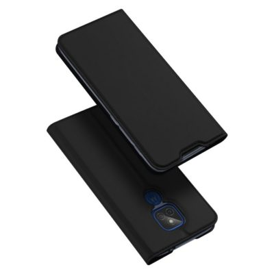 Motorola Moto G9 Play Kotelo Dux Ducis Musta