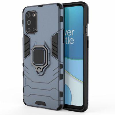 OnePlus 8T Sormus Suojakuori Sininen