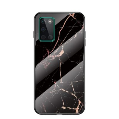 OnePlus 8T Suojakuori Marmori Kuvio 4