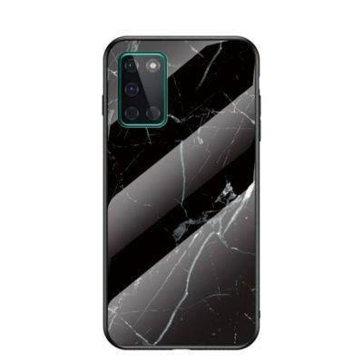 OnePlus 8T Suojakuori Marmori Kuvio 5