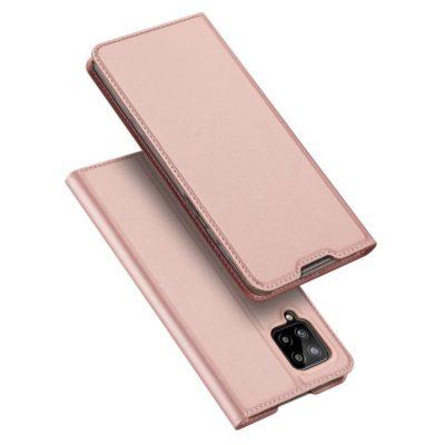 Samsung Galaxy A42 5G Kotelo Dux Ducis Ruusukulta