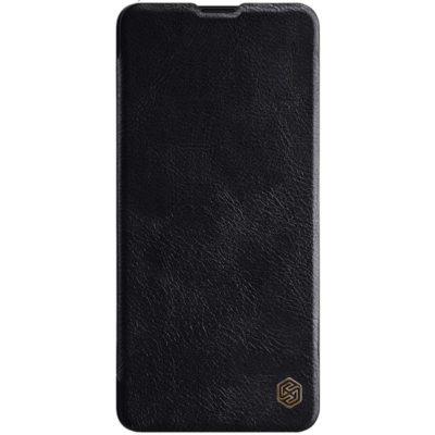 Samsung Galaxy A51 5G Kotelo Nillkin Qin Musta