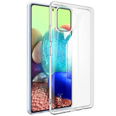Samsung Galaxy A51 5G Kuori IMAK Läpinäkyvä