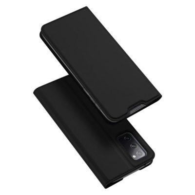 Samsung Galaxy S20 FE Kotelo Dux Ducis Musta