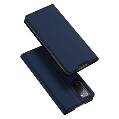 Samsung Galaxy S20 FE Kotelo Dux Ducis Sininen