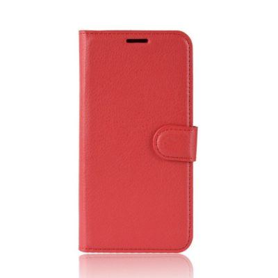 Samsung Galaxy S20 FE Kotelo PU-Nahka Punainen