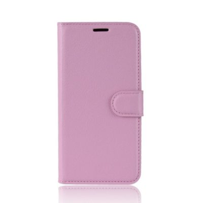 Samsung Galaxy S20 FE Kotelo PU-Nahka Vaaleanpunainen