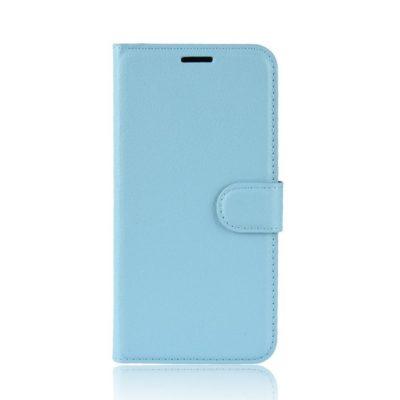 Samsung Galaxy S20 FE Kotelo PU-Nahka Vaaleansininen
