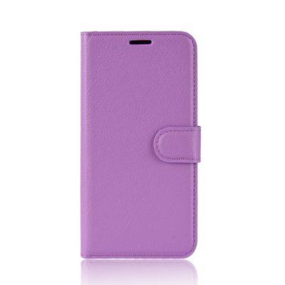 Samsung Galaxy S20 FE Kotelo PU-Nahka Violetti