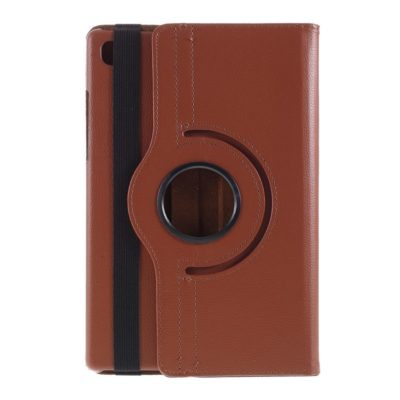 Samsung Galaxy Tab A7 10.4 Kotelo 360° Ruskea