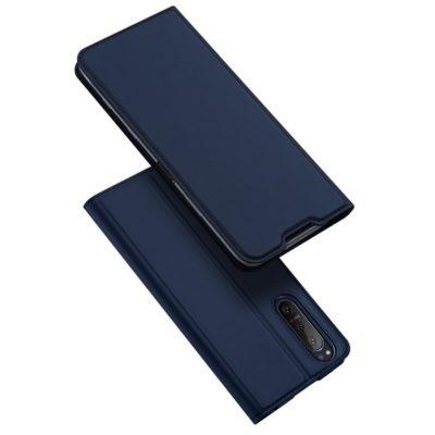Sony Xperia 5 II Suojakotelo Dux Ducis Tummansininen