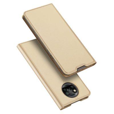 Xiaomi Poco X3 NFC Kotelo Dux Ducis Kulta