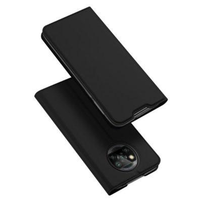 Xiaomi Poco X3 NFC Kotelo Dux Ducis Musta