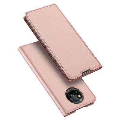 Xiaomi Poco X3 NFC Kotelo Dux Ducis Ruusukulta