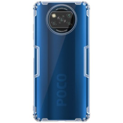 Xiaomi Poco X3 NFC Suojakuori Nillkin Läpinäkyvä