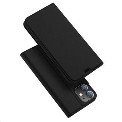 Apple iPhone 12 mini Kotelo Dux Ducis Musta