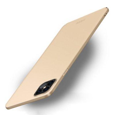 Apple iPhone 12 mini Kuori MOFI Slim Kulta