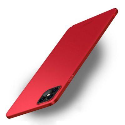 Apple iPhone 12 mini Kuori MOFI Slim Punainen