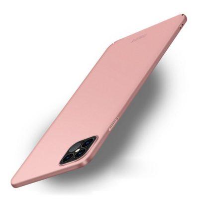 Apple iPhone 12 mini Kuori MOFI Slim Ruusukulta
