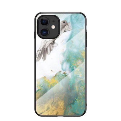 Apple iPhone 12 mini Suojakuori Marmori 3