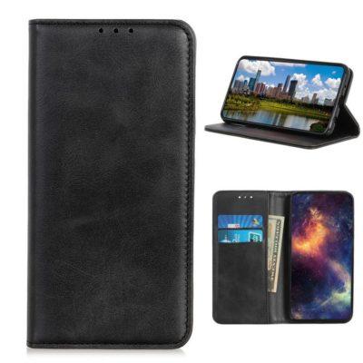 Nokia 3.4 Kannellinen Suojakotelo Tummanharmaa