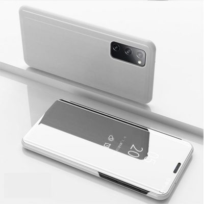 Samsung Galaxy S20 FE Kotelo Peilipinta Hopea