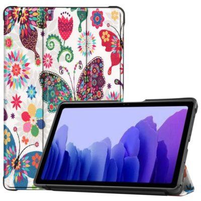 Samsung Galaxy Tab A7 10.4 Suojakotelo Perhonen