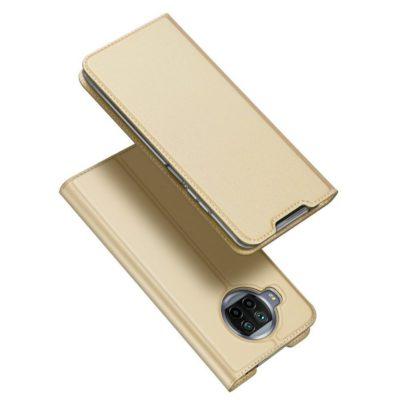 Xiaomi Mi 10T Lite 5G Kotelo Dux Ducis Kulta
